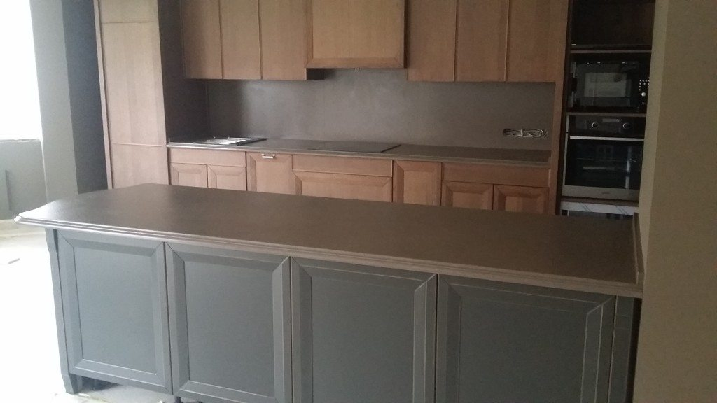 Столешница Silestone Amazon grey